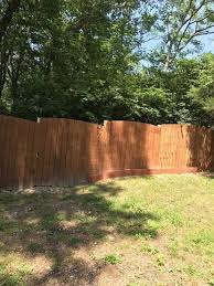 Gaps At The Bottom Of Wood Privacy Fence Wood Privacy Fence Privacy Fence Fence