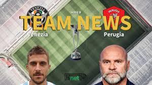 Serie B News: Venezia vs Perugia Confirmed Line-ups