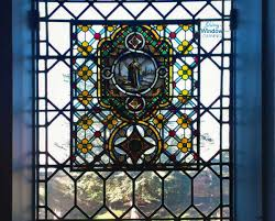 a closer look at stained glass windows