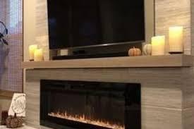 modern biofuel fireplace