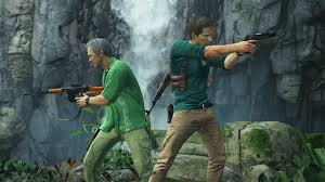 This Uncharted 4 trailer is story-heavy