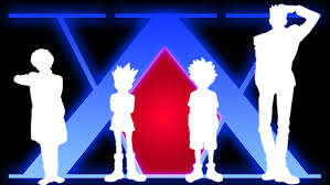 anime hunter x hunter black gon css