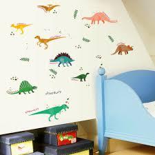 Tyrannosaurus Wall Sticker 3d Decal Dinosaur Wallpaper Decor For Kids Rooms For Sale Online Ebay