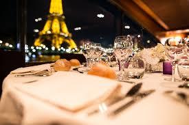 Dîner-croisière de luxe à Paris - Marina de Paris