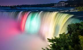 travelers love to visit niagara falls