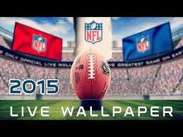 nfl 2016 3d live wallpaper you