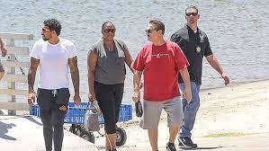 Naya Rivera's Family Visit Lake Piru: Pics – eBioPic – eBioPic.com ...