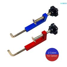Tombetter Universal Adjustable Aluminum Alloy Fence Clamp For Carpenter Woodworking Shopee Philippines