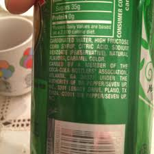 canada dry ginger ale calories