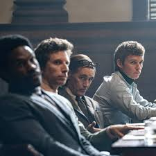 The Trial of the Chicago 7 Netflix Cast ...
