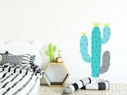 Cactus Wall Decal Nursery Decal Cactus Decals Kids Room Decal Tribal Nursery Ebay