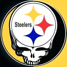 Steeler Stickers 3 Grateful Dead Waterproof Vinyl Fan Apparel Souvenirs 2 Die Hard Car Window Decal Sports Cards Shop Pittsburgh Steelers Decals S Toqueglamour