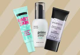 makeup primer is good for oily skin