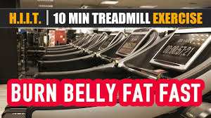 10 minutes hiit treadmill workout 05