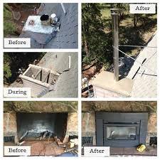 pellet stove s installation