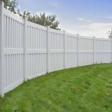 Florida Vinyl Privacy Fence Wind Certified Privacy Fence Fast Shipping