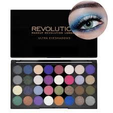eyeshadow palette in eyes like angels