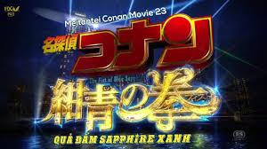 Movie 23 Thám Tử Lừng Danh Conan chính thức