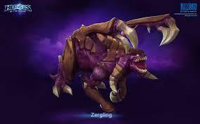 ArtStation - Zergling-Mount-Heroes Of ...