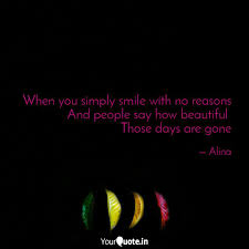 when you simply smile wit quotes writings by alina yourquote