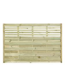 Forest 6x4 Kyoto Decorative Fence Panel Shedstore