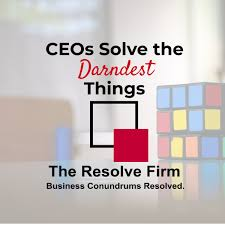 CEOs Solve The Darndest Things (Podcast by The Resolve Firm) | Listen to  Podcasts On Demand Free | TuneIn