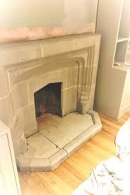stone fireplace in brighton sus