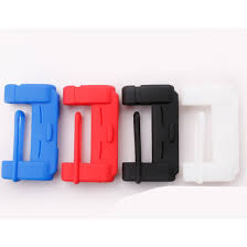 china 2pc car seat belt buckle covers