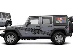 Product Jeep Vinyl Decal For Wrangler Cherokee Patriot Tire Thread Design Sticker