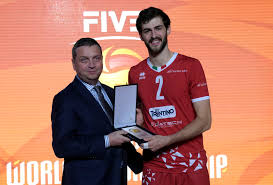 News detail - Looking back: 2018 Club Worlds MVP Aaron Russell following in  legend's footsteps - FIVB Volleyball Men's Club World Championship 2018