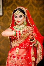 types of bridal makeup looks for your