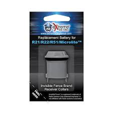 Extreme Dog Fence Invisible Fence Compatible Collar Batteries