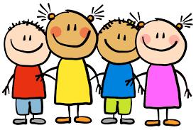 Cute School Kids Clipart