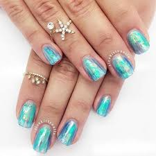 40 mermaid acrylic nails on trend this