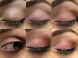 pink eyeshadow tutorial arbonne