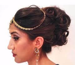 bridal makeup and hair trial asian