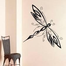 Wall Decals Vinyl Decal Sticker Wall Murals Wall Decor Insect Dragonfly Da2196 Ebay