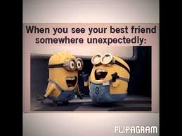 my love of minions friends and quotes