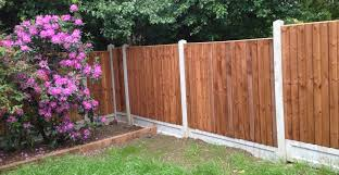 Garden Fencing Dublin Professional Fence Installations Free Quote