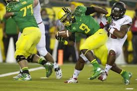 Oregon Ducks freshman running back Byron Marshall receives crash ...
