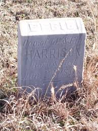 Effie Harrison (Unknown-1898) - Find A Grave Memorial