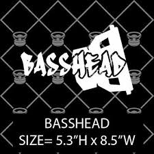 Reel Life With Bass Vinyl Decal Sticker 3 50 Picclick