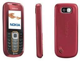 Nokia 2600 Classic AT&T GSM Candybar ...