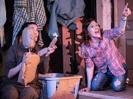 Know Theatre presents SuperTrue - Elizabeth Chinn Molloy as ...