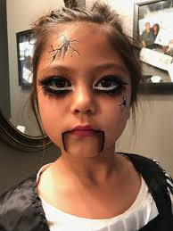 halloween doll makeup love always
