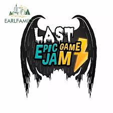 Earlfamily 13cm X 12cm For Last Epic Game Jam Camper Truck Decal Diy Waterproof Anime Car Stickers Waterproof Funny Decoration Car Tax Disc Holders Aliexpress