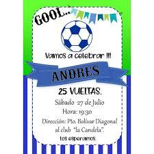 Fiesta Tematica De Futbol Ideas Para Las Fiestas Infantiles