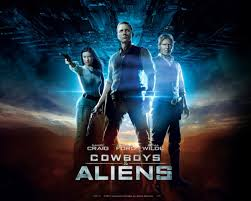 The Four-Color Film Podcast #122 - Cowboys & Aliens