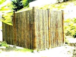 Bamboo Fence Panels Cristiesolares Co