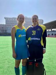 Lithgow hockey star Abigail Wilson keeps smashing her way to the ...
